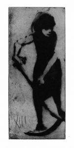 Tarot 13 - 10x24cm